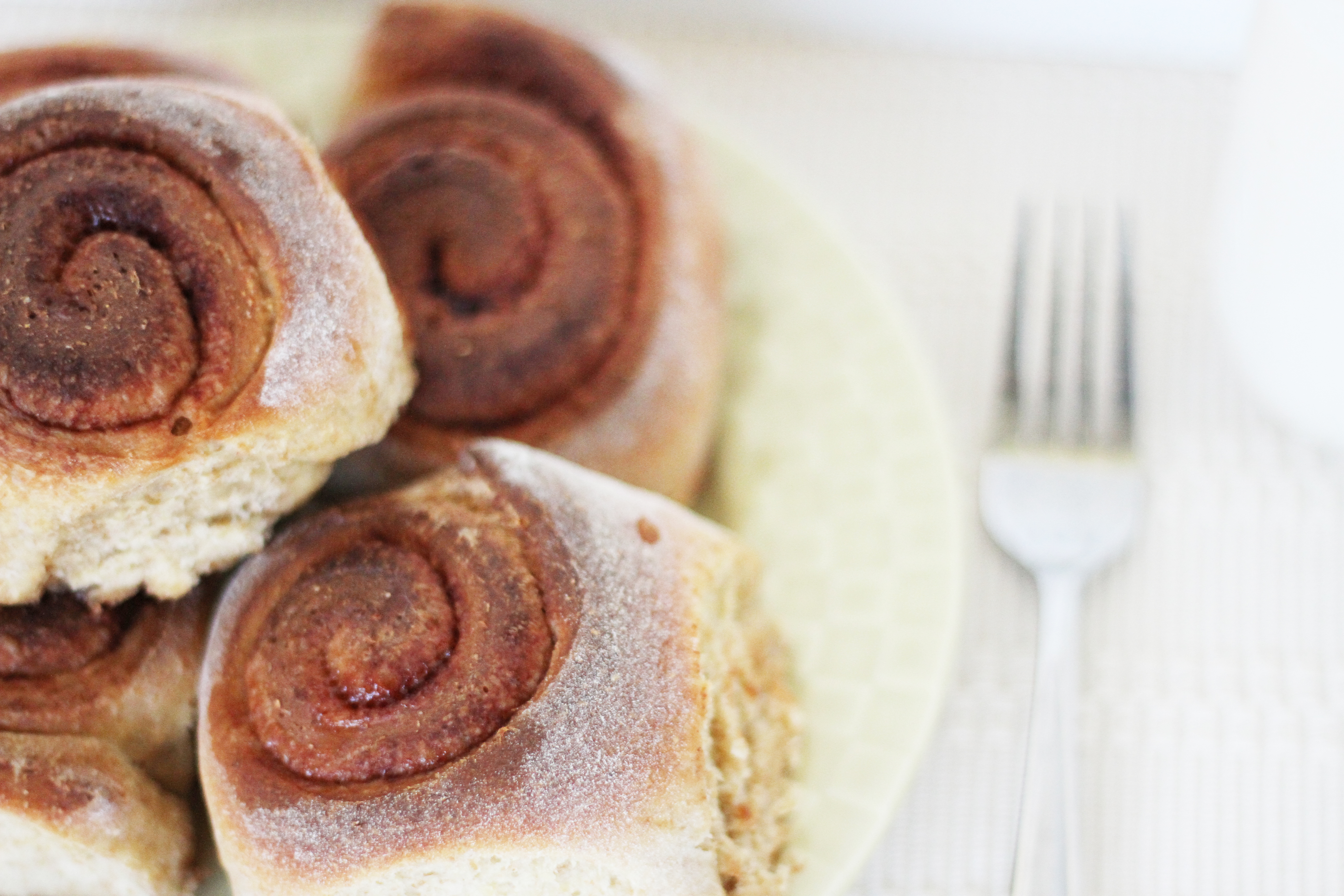 The Best Healthy Cinnamon Rolls