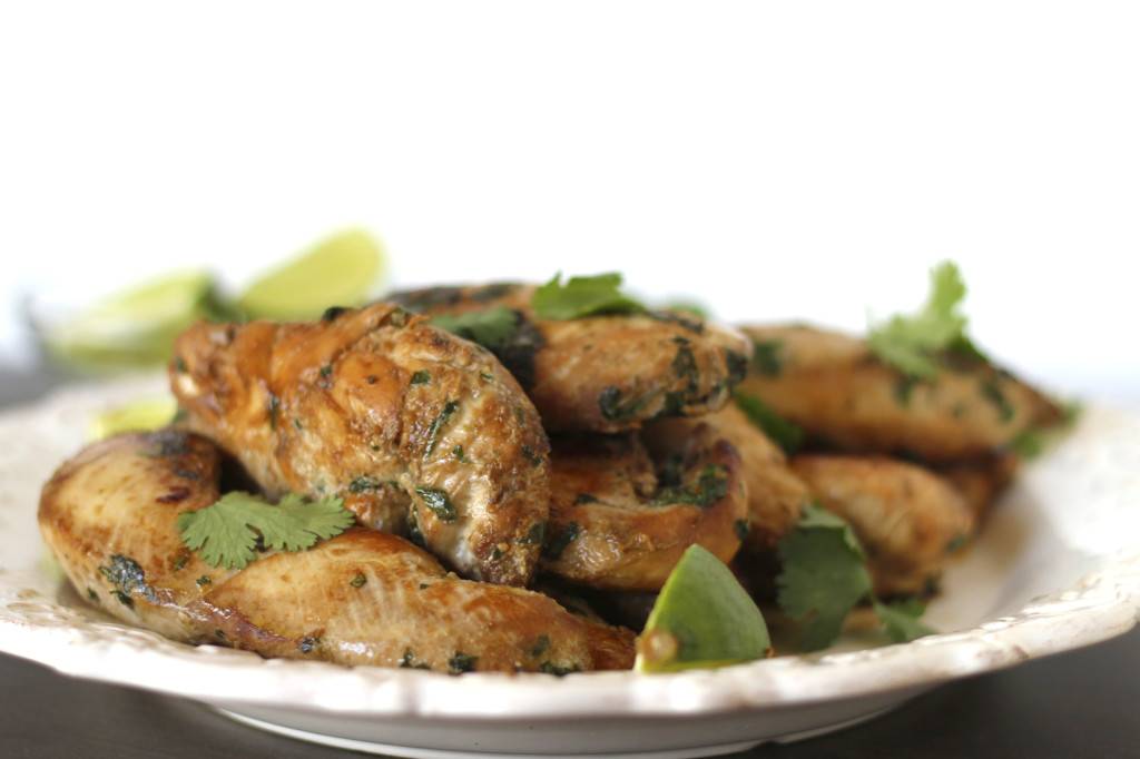 Thai Coconut Chicken Recipe — Dishmaps