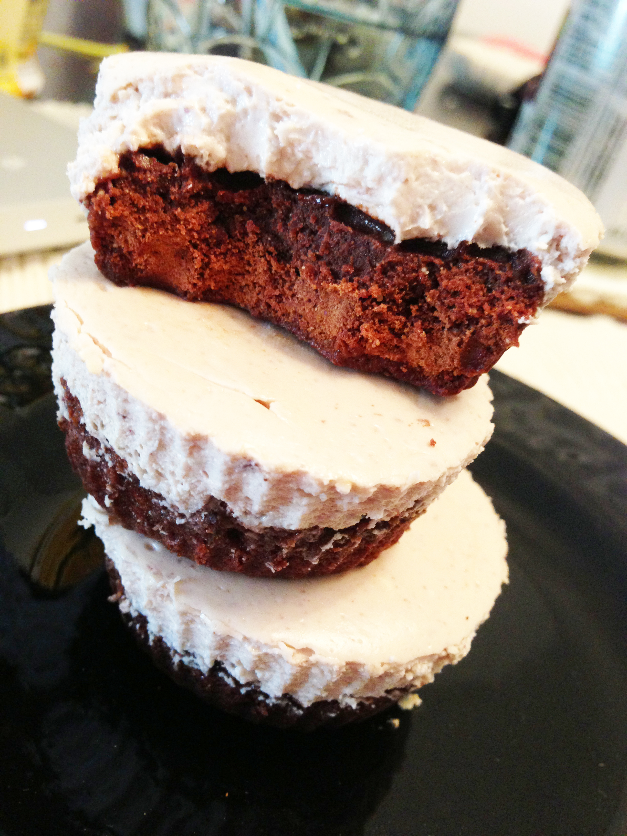 ProShapeFitness- Quest Chocolate Raspberry Brownie Cheesecakes