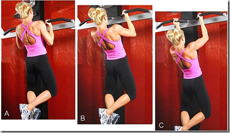 How to Do A Pull-Up (@proshapefitness)